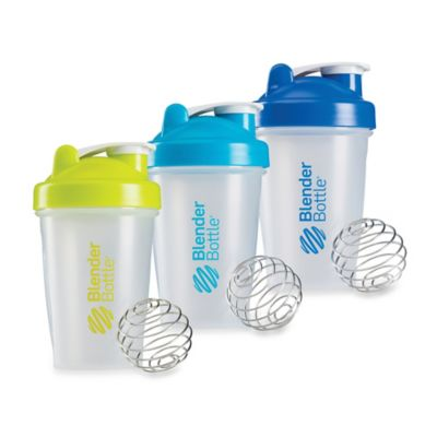 BlenderBottle® Classic™ 20 oz Bottle in Black