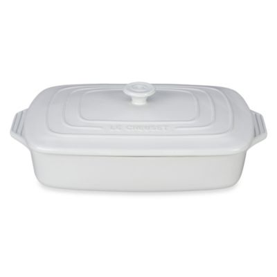 Oven to Table White Bakeware