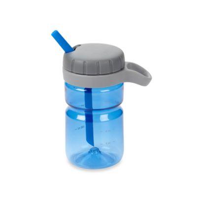 Blue Top Bottle