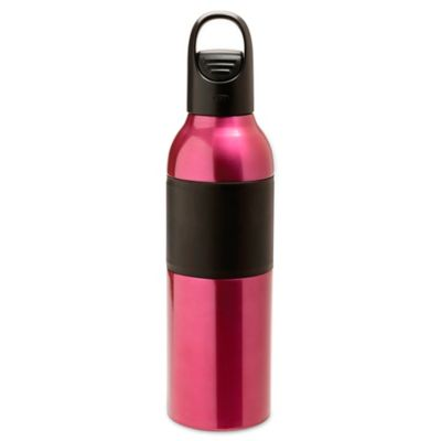 OXO Good Grips® Push Top 24 oz. Water Bottle In Fuschia Pink