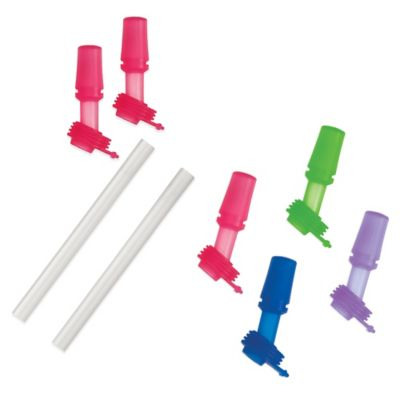 CamelBak® eddy™ Accessory Valves and Straws in Pink (4-Pack)