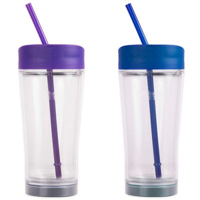Mighty Mug® Ice 20 oz. Tumbler in Blue