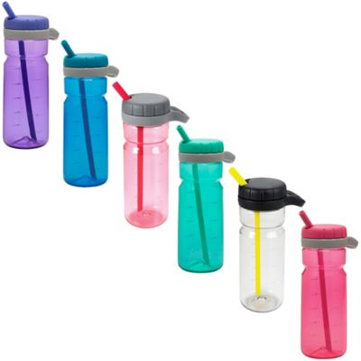 OXO Good Grips® 24 oz. Twist Top Water Bottle in Emerald Green