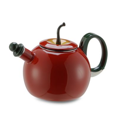 Copco Red Delicious Apple 1.9-Quart Tea Kettle