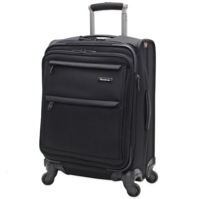 Pathfinder Revolution Plus 20-Inch International Expandable Carry On in Black