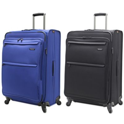 Pathfinder Revolution Plus 29-Inch Expandable Spinner with Suiter in Blue