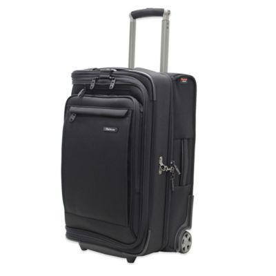 Black Luggage Garment Bags