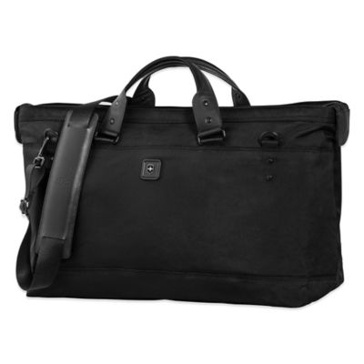 Black Carry On Totes
