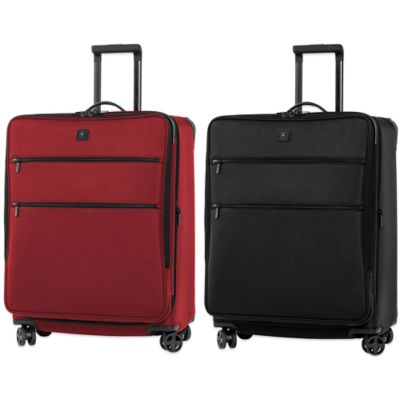 Victorinox® Lexicon 27-Inch Expandable 8-Wheel Upright in Red