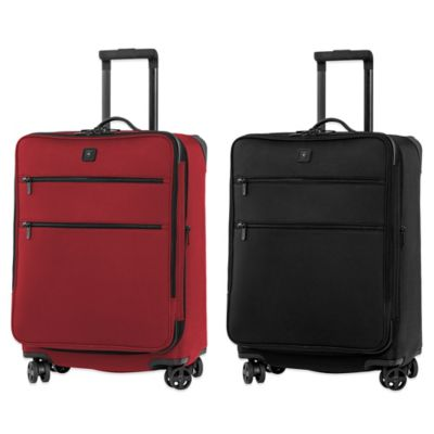 Victorinox® Lexicon 24-Inch Expandable 8-Wheel Upright in Black