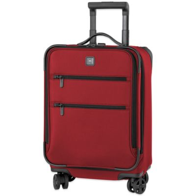 Victorinox® Lexicon 20-Inch Expandable 8-Wheel Carry On in Red
