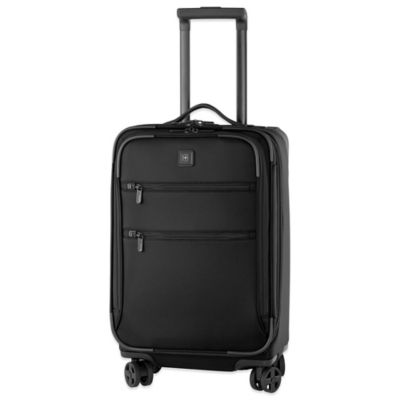 Victorinox® Lexicon 22-Inch Expandable 8-Wheel Carry On in Black