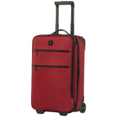 Victorinox® Lexicon 22-Inch Expandable Wheeled Carry On in Red