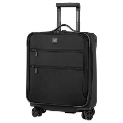 Victorinox® Lexicon Extra-Capacity Expandable 8-Wheel Carry On in Red