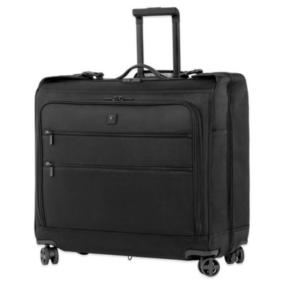 Victorinox® Lexicon 8-Wheel Garment Storage Case in Black
