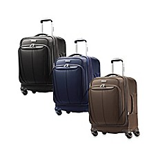 Samsonite® Silhouette Softside 20-Inch Widebody Carry-On Spinner