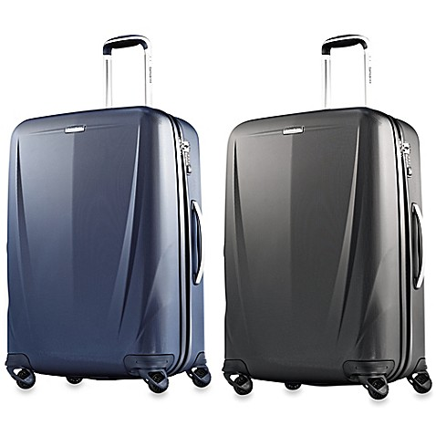 Samsonite® Silhouette Sphere Hardside 30-Inch Spinner Upright in Black