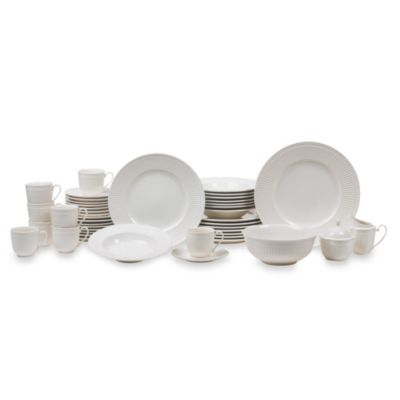 Mikasa Italian Countryside 45-Piece Dinnerware Set