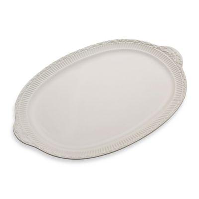 Mikasa® Italian Countryside Handled Oval Platter