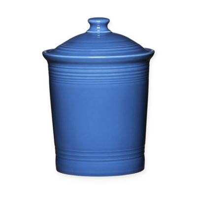 Fiesta® Large Canister in Lapis