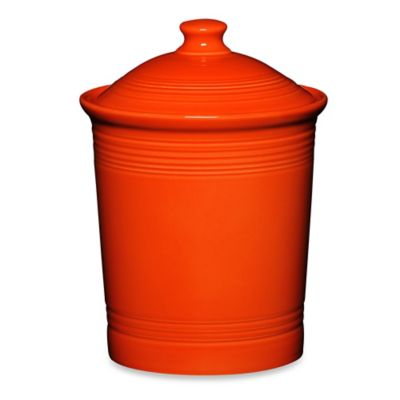 Fiesta® Large Canister in Poppy
