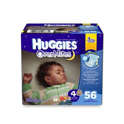 Huggies® Overnites Diapers