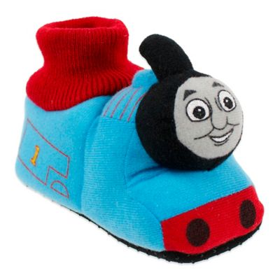Thomas & Friends® Size 9-10 Slippers in Blue