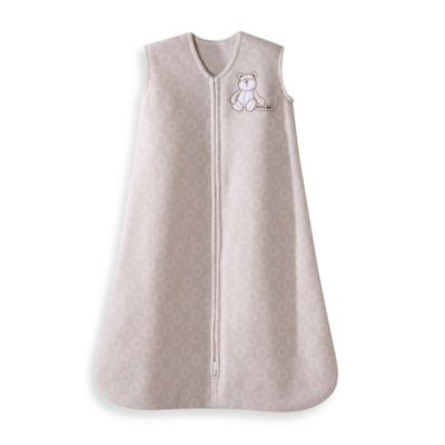 HALO® SleepSack® Small Fleece Wearable Blanket in Floppy Bear