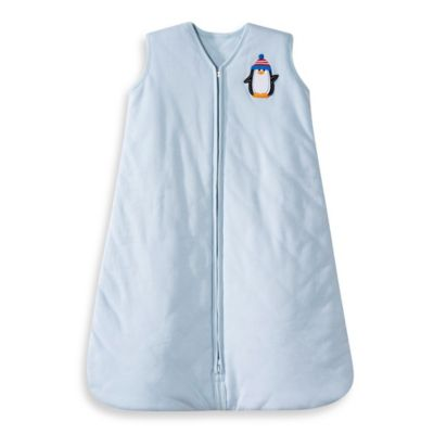 HALO® SleepSack® Small Winter Weight Wearable Blanket in Blue Penguin
