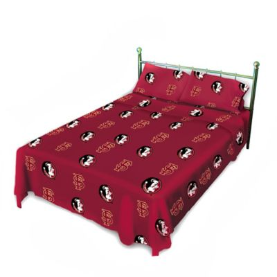 Florida State University Full Sheet Set