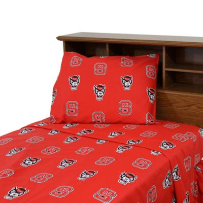 North Carolina State University Full Sheet Set