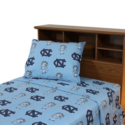 University of North Carolina Twin Bed