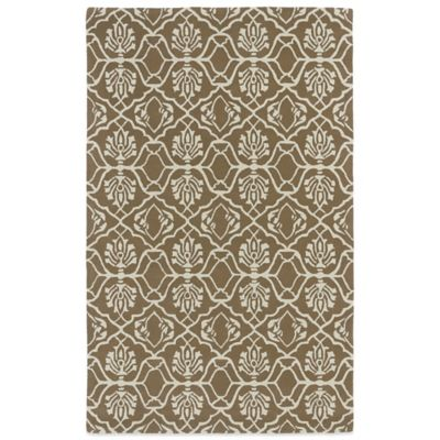 Kaleen Evolution 5-Foot x 7-Foot 9-Inch EVL01 Rug in Pink