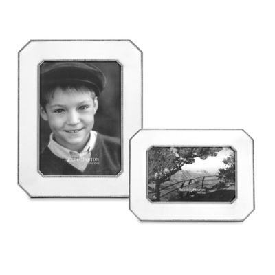 Reed & Barton Heritage Collection Chamfered Edge 5-Inch x 7-Inch Picture Frame