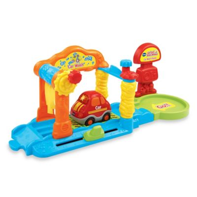 V-Tech® Go! Go! Smart Wheels® Car Wash Playset