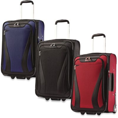 Blue Samsonite Luggage