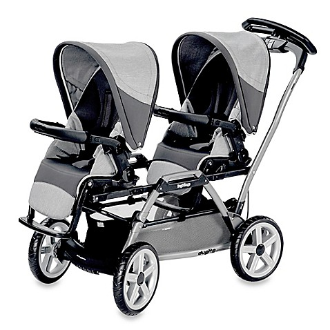 peg perego duette stroller separates buybuy baby. Black Bedroom Furniture Sets. Home Design Ideas