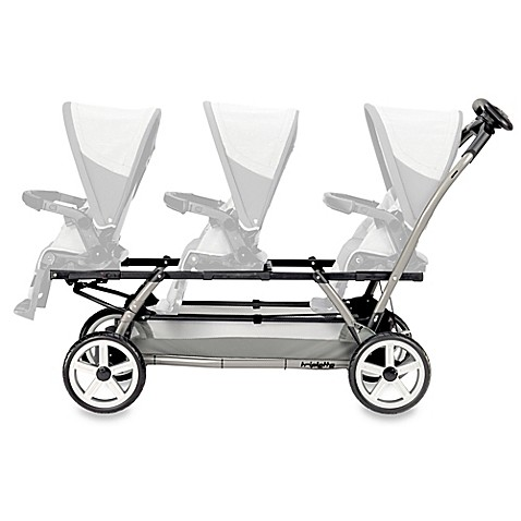 Peg Perego Triplette Stroller Separates Gt Peg Perego