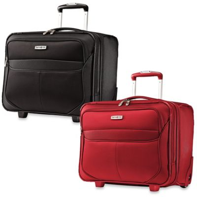 Samsonite® LIFTwo™ Wheeled Boarding Bag in Red