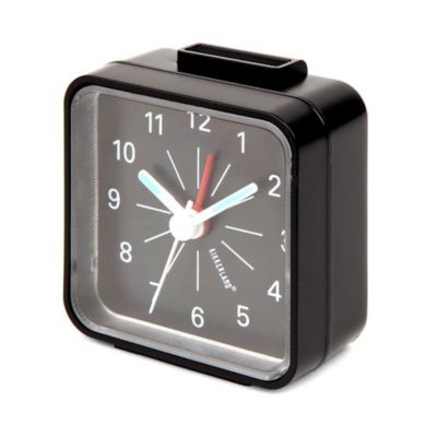 Kikkerland® Design Mini Alarm Clock
