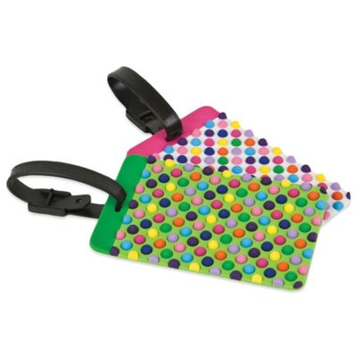 Luggage Strap with Tag