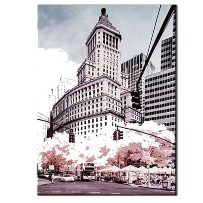David Clapp Bowling Green Station Canvas Wall Art