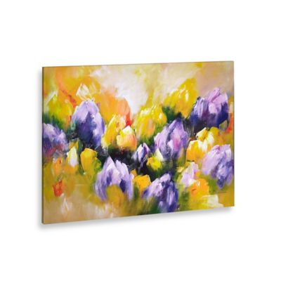 "Tulips"" Canvas Art"