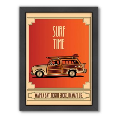 Surf Wall Decor