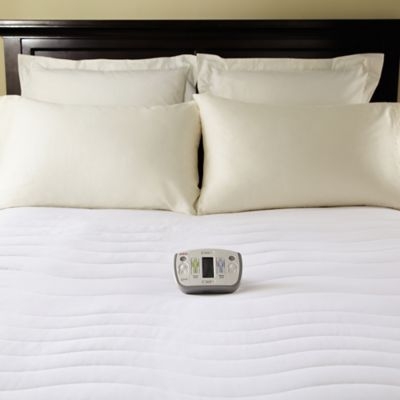 Sunbeam® Therapedic Heated Queen Mattress Pad