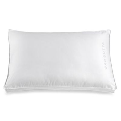 Wamsutta® Medium Support King Stomach Sleeper Pillow