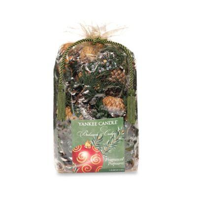 Yankee Candle® Balsam & Cedar™ Potpourri Bag
