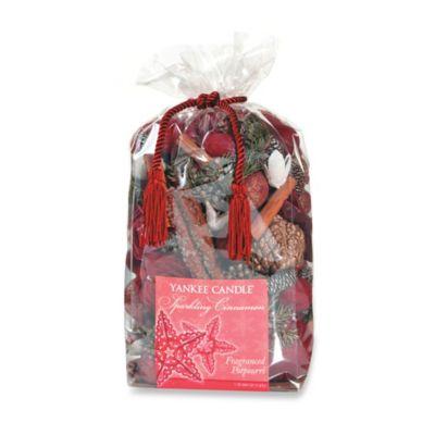 Yankee Candle® Sparkling Cinnamon Potpourri Bag