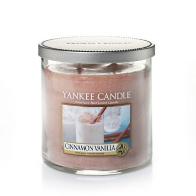Yankee Candle® Cinnamon Vanilla 2-Wick Medium Candle Tumbler