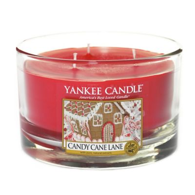 Yankee Candle® Candy Cane Lane 3-Wick Candle
